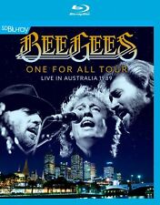 Bee Gees One For All Tour Live in Australia 1989 Blu-ray Adrian Woods 2018