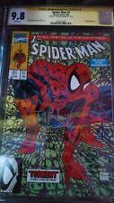 Spider-Man #1 Cgc Ss 9.8 Sig Todd Mcfarlane