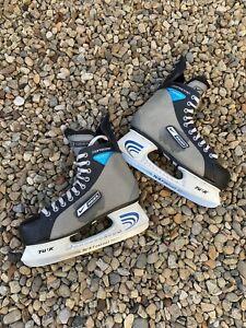 Nike Bauer Supreme 11 Ice Hockey Skates UK 9 Black