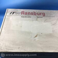 Itw Ransburg 70404S-50411 REA IV Electrostatic Spraygun FNFP