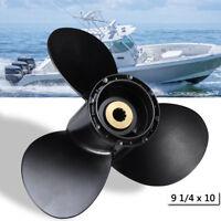 Aluminium Propeller 9-1/4 x 10 für Suzuki 8-20PS 58100-93733-019