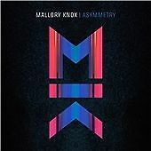 Mallory Knox - Asymmetry (2014)  CD+DVD Deluxe Edition  NEW/SEALED  SPEEDYPOST