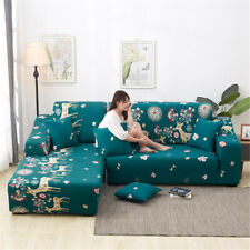 Stretch Elastic cloth Sofa Covers Slipcover Settee Protector for 1 2 3 4 seats