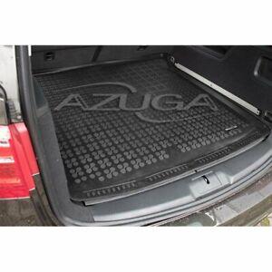 PREMIUM Antirutsch Kofferraumwanne für VW Sharan/Seat Alhambra ab 9/2010