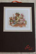 LanArte - Bears & Toys - cross stitch kit PN-0168381New