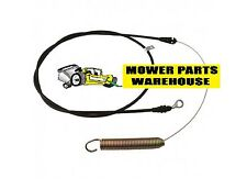NEW BLADE ENGAGEMENT PTO CABLE REPL JOHN DEERE GY21106 GY20156 ON L100 MOWERS