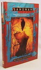 Neil Gaiman and Ed Kramer THE SANDMAN: Book of Dreams First edition Hardcover