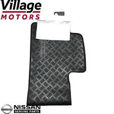 Genuine Nissan Patrol GU Y61 | Rubber Rear Mat set of X2 (REAR ONLY)