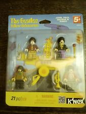 The Beatles K-Nex Mini Figures