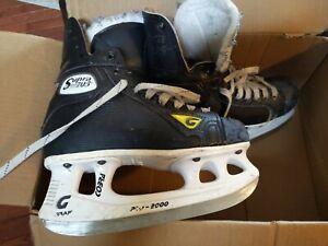 Graf Supra 705 Ice Hockey Skates unknown size please see pics
