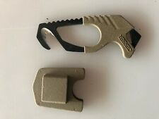 Gerber Safety Hook Knife Coyote Brown 30-000132 Notfallmesser
