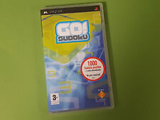 Go Sudoku Sony PlayStation Portable PSP Game - SCEE