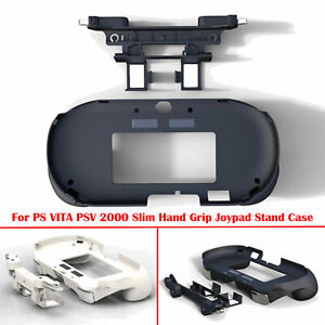 For PS VITA PSV 2000 Slim Hand Grip Joypad Bracket Case And L2 R2 Trigger Button