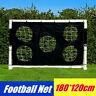 Kids Children Football Training Net Soccer Shooting Practice Batting Target  *