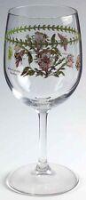 Portmeirion Botanic Garden  ROSA CANINA 12 Oz Wine Glass ~ Mint!!