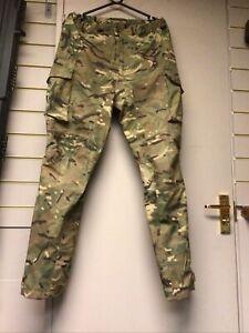 British SF Carinthia Goretex Trousers L