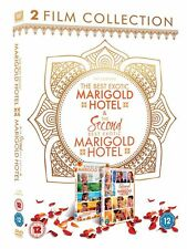 THE BEST / SECOND BEST EXOTIC MARIGOLD HOTEL - NEW / SEALED DVD - UK STOCK