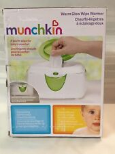 Munchkin Warm Glow Wipe Warmer Top Warm System Soft Night Light