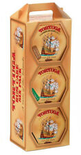 Tortuga Rum Cake Mix 6 Pack 4 oz Gift Pack Cakes for Delivery Birthday Cake
