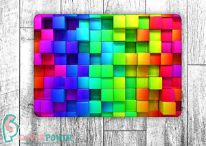 Colorful Abstract Skin Notebook Vinyl Decal Lenovo Asus Dell Any Laptop Sticker