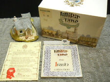 Lilliput Lane St. Columba's School Irish Collection #465 Nib & Deeds 1989 Signed