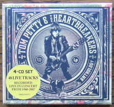 TOM PETTY & THE HEARTBREAKERS The Live anthology 4 CD Box Set (2009) 1980-2007