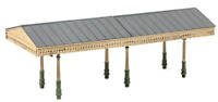 Wills SS54 OO Gauge Station Canopy Kit