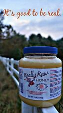 Really Raw Honey *White Gold* 5lb Jar*   Organic you'll ❤