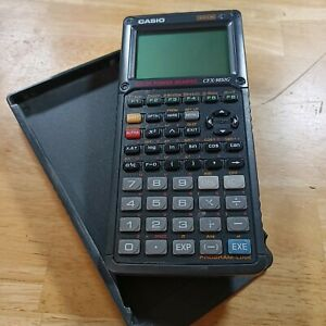 Casio CFX-9850G Plus Graphing Calculator High School Class Pre Cal Trig
