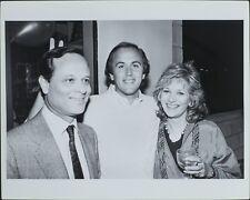 Lou Pitt (Producer/Manager), John Davis (Producer), Nadine Berger ORIGINAL PHOTO