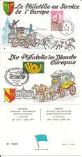 LETTRE,COVER,Philatélie au service de l'EUROPE,POSTE AUX ARMEES,6/4/1974,Rastatt