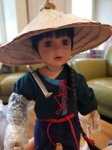 Collectible Doll Florence Marunuk Collect Young Lee Show Stopper w/Certification
