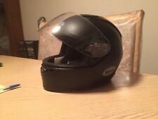 Bell Qualifier Motorcycle Helmet - DOT- Full-Face -Size Small