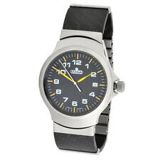 Aristo Unisex Automatic Wrist Watch 7h97 Carbon/STAINLESS STEEL 10ATM