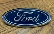 Nos Oem Ford Contour Front Bumper Grille Emblem 1995 - 1997
