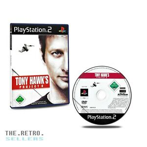 Tony Hawk's Project 8 Playstation2 | PS2 | in OVP ohne Anleitung | guter Zustand