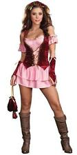 SEXY FAIRE WENCH RENAISSANCE HALLOWEEN COSTUME DRESS LARGE ADULT WOMENS FAIR