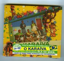 CD + DVD (NEW) OKARAIVA (FORRO BRESIL)
