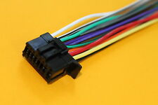 Wire Harness for PIONEER FH-X700BT *Includes 1 HARNESS (100% Copper) ONLY* NEW