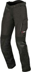 Alpinestars Stella Andes v2 Drystar Motorcycle Riding Pant, Black, M 2855-0391