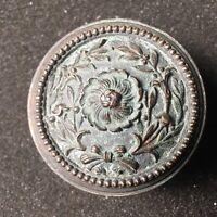 Antique Victorian Courtray Reading Hardware Co.  Vernacular Brass DoorKnob