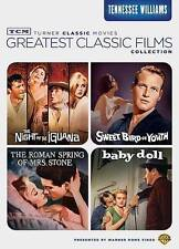 TCM Greatest Classic Films Collection: Tennessee Williams (DVD, 2014, 4-Disc...