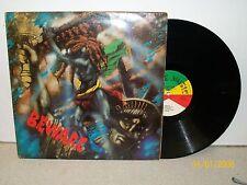 LP: Beware; The Prophets Vivian Jackson Yabby You Original 70s Grove Records