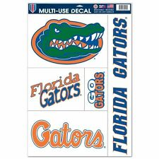 Florida Gators 11x17 Ultra Decals Stickers Corn Hole Removeable Reusable