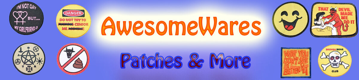 AwesomeWares Patches & More