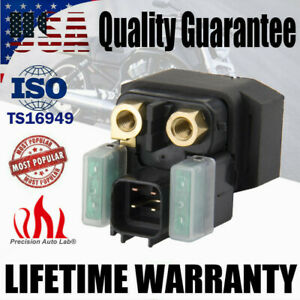 Starter Relay Solenoid For Yamaha Grizzly Raptor Rhino YXM Viking YXR 550 700