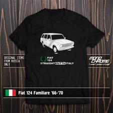 T-shirt Fiat 124 Familiare '66-'70