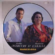 FREDDIE MERCURY & MONTSERRAT CABALLE: Barcelona / Exercises In Free Love 12 (UK