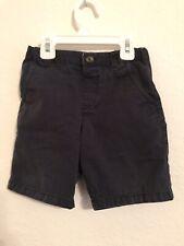 Boys Children's Place 4T Navy Uniform Shorts