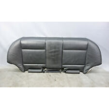 1999-2005 BMW E46 3-Series Sedan Rear Seat Bottom Bench for Folding Back Leather